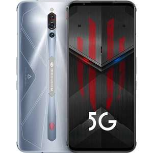 Смартфон NUBIA Red Magic 5S 128Gb, серебристый на Tmall Ситилинк