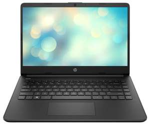 "14"" Ноутбук HP 14s-fq0019ur IPS Athlon 3050U 4+256Гб"