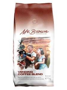 Кофе в зернах 1 кг Mr.Brown - Vending Coffee Blend