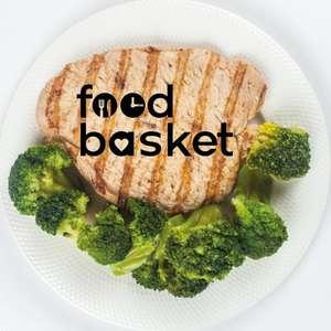 6 дней питания в подарок при заказе на 18 дней в FoodBasket