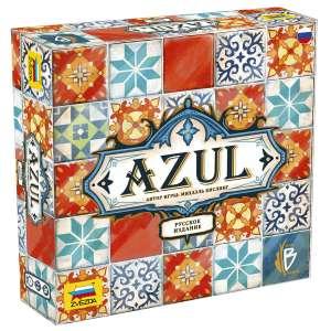 """Развлекательная настольная игра Звезда """"Azul"""", для детей от 8 лет"""