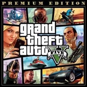 GTA V и другие игры пополнили каталог подписки Xbox Game Pass