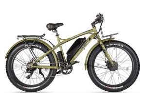 Электровелосипед Volteco Bigcat Dual New в магазине ElectroTown