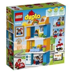 LEGO Duplo 10835 Семейный дом за 1759р. + самовывоз бесплатно. (от 2000р. бесплатно)