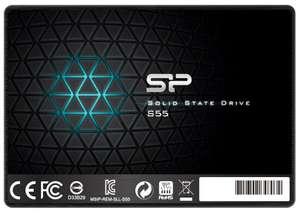 Твердотельный накопитель Silicon Power 480 GB SP480GBSS3S55S25