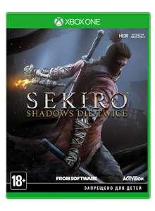 [Xbox One] Игра Activision Sekiro: Shadows Die Twice и другие