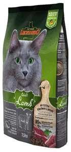 Сухой корм для кошек Leonardo adult с ягненком 7.5кг