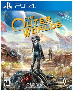 [PS4] The Outer Worlds