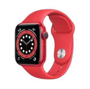 [не везде] Смарт-часы Apple Watch Series 6, 40 mm