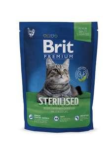 Сухой корм для стерилизованных кошек 1,5 кг