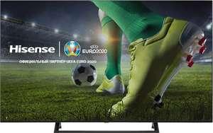 "Телевизор Hisense 50AE7200F (50"", 4K, SmartTV, Bluetooth)"