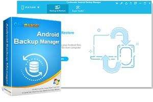 Программа для резервного копирования Андроид - Coolmuster Android Backup Manager 2.2.17