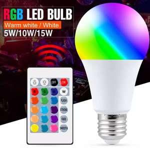 Лампа DuuToo светодиодная с управлением