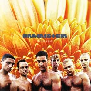Виниловый альбом Rammstein. Herzeleid (2 LP)
