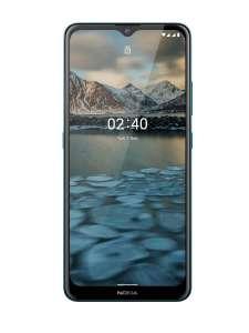 Смартфон Nokia 2.4 DS Blue 2/32 GB