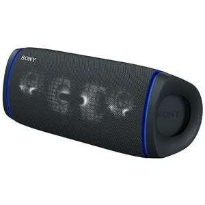 Беспроводная акустика Sony SRS-XB43 Black + 2598 бонусных рублей