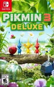 Игра Nintendo Pikmin 3 Deluxe