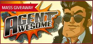 БЕСПЛАТНО: Agent Awesome от IndieGala