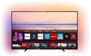 "[не везде] Телевизор Philips 55PUS6704 с Ambilight, 54.6"", 4K, Smart TV (35591 ₽ в других регионах)"