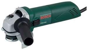 УШМ Bosch PWS 650-115, 650 Вт, 115 мм