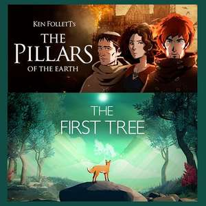 [PC] The First Tree и The Pillars of the Earth бесплатно (15.04 - 22.04)