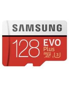 Карта памяти Samsung microSDXC 128 ГБ (MB-MC128HARU)