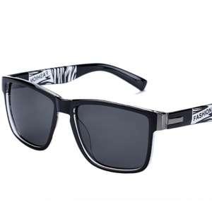 Солнцезащитные очки Spuare зеркало, UV 400