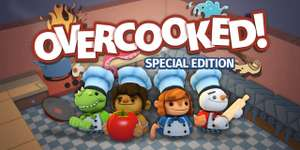[Nintendo Switch] Overcooked: Special Edition
