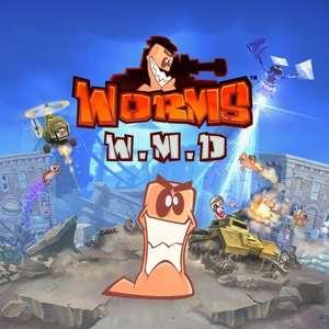 [Switch] Worms W.M.D