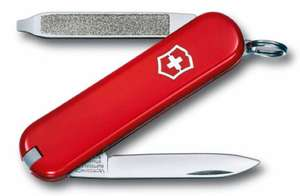 Складной нож VICTORINOX Escort, 6 функций, 58мм