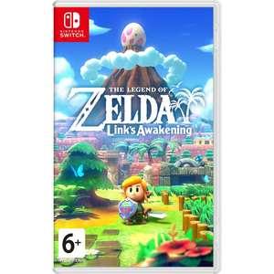 [Nintendo Switch] The Legend of Zelda: Link's Awakening