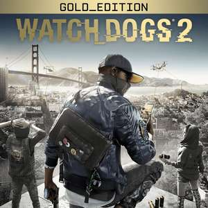 [PS4, PS5] Watch Dogs®2 - Gold Edition