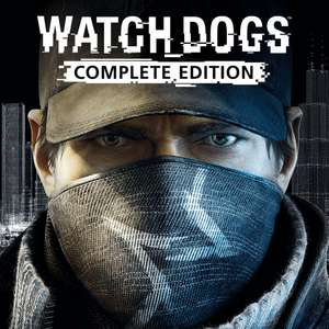 [Xbox One, Xbox Series] WATCH_DOGS™ COMPLETE EDITION
