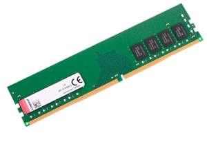 Оперативная память Kingston 8GB DDR4 2666MHz DIMM 288pin CL19 KVR26N19S6/8