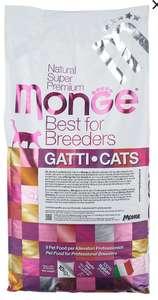 Сухой корм для котят Monge Natural Superpremium для, с курицей 10 кг