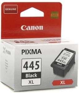 Картридж струйный Canon PG-445XL (оригинальный)