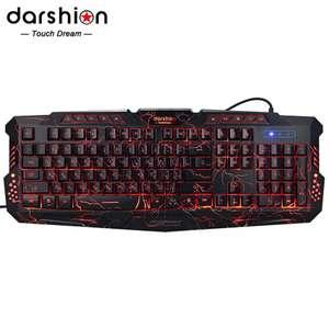 Клавиатура для гейминга Darshion
