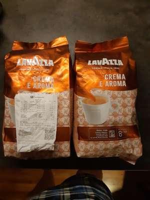 [Казань] Кофе в зернах Lavazza Crema E Aroma, 1 кг.