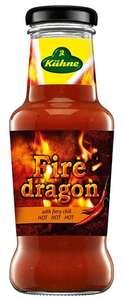 Соус Kuhne Spicy sauce Fire Dragon Томатный с острым перцем чили, 250мл