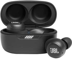 Беспроводные наушники с микрофоном JBL Live Free NC+ TWS Black