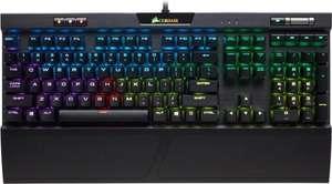 Игровая клавиатура Corsair Gaming Strafe MK.2 и Corsair Gaming K70 RGB MK.2 (В описании)