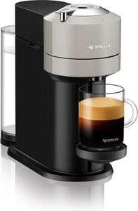 Кофемашина Nespresso Vertuo Next GCV1, серый
