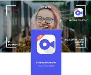 [Windows] Программа Screen Recorder For Game, Video Call, Online Video