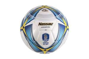 Футбольный мяч Nassau NEW TUJI Hybrid (FIFA)