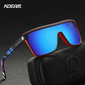 Солнцезащитные очки c поляризацией KDEAM Cat 3