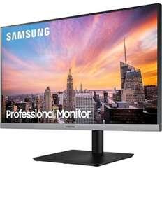 """27"""" Монитор Samsung S27R650FDI, черный, серый"""