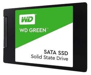 SSD Western Digital WD Green SATA 480 GB