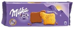 Шоколадное печенье Милка 200 гр, 4 пачки (68₽ за шт)