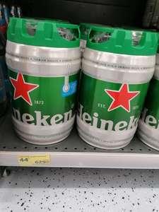 [Краснодар] Пиво Heineken 5л бочонок
