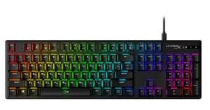 Игровая клавиатура HyperX Alloy Origins, черный